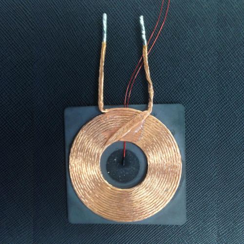 TX Coil (with Ferrite)