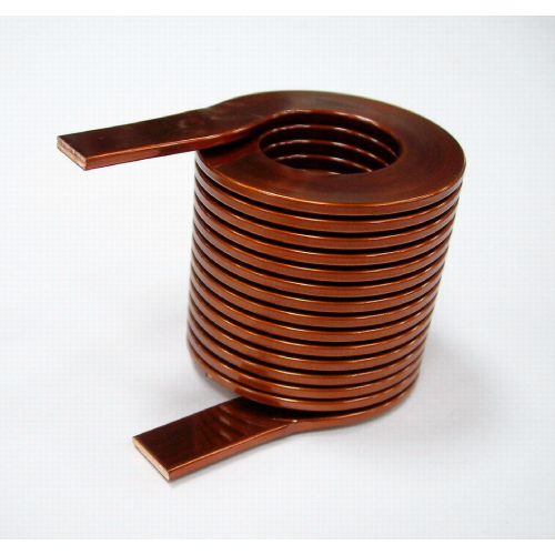 Flat Wire Coils